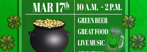 St. Patrick's Day Family Event