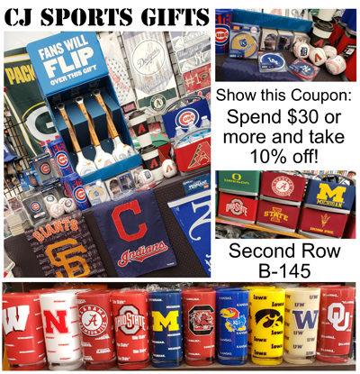 CJ Sports Gifts B-145