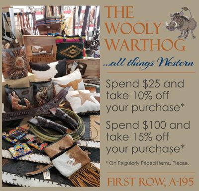 Wooly Warthog