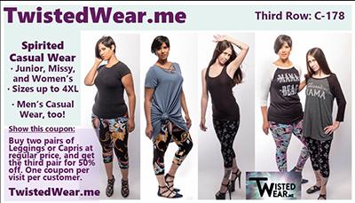 Twisted Wear