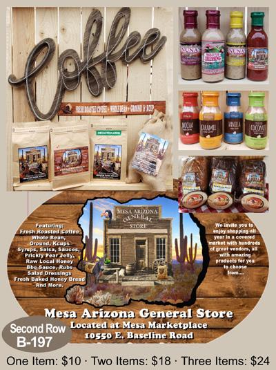 Mesa AZ General Store B-197